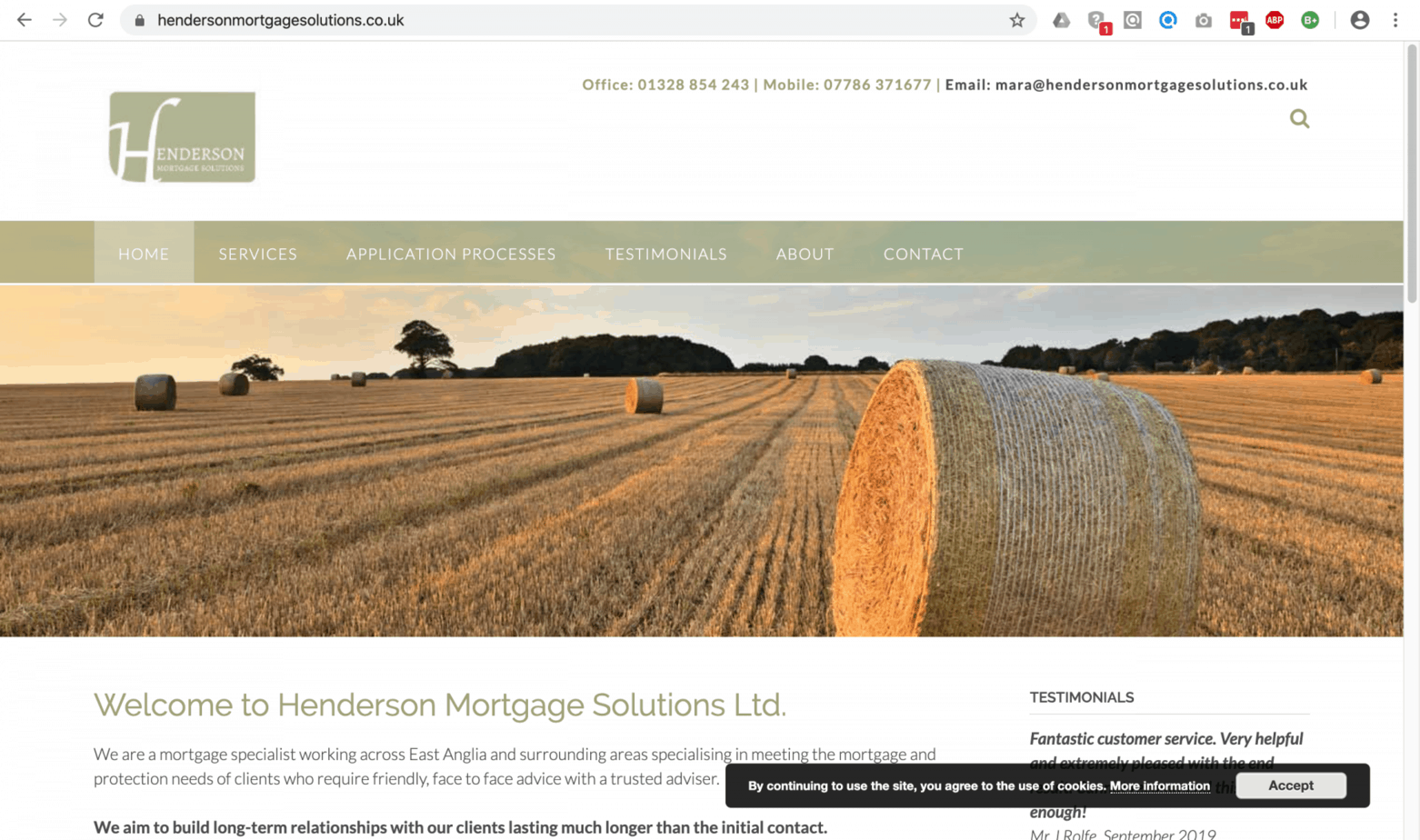 Henderson Mortgage Solutions